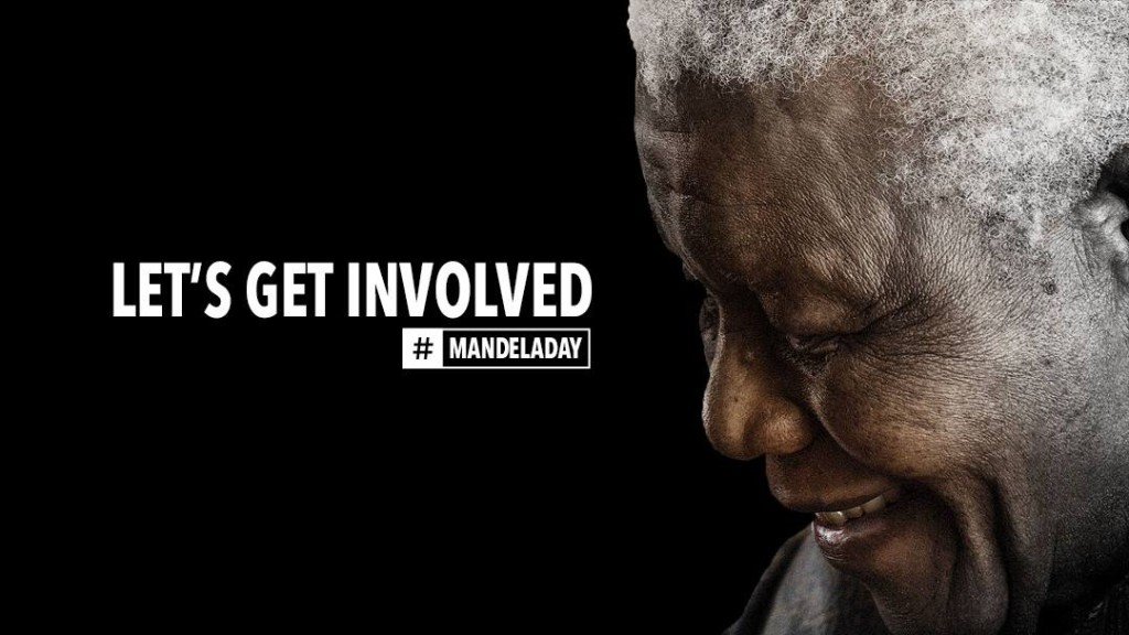 Mandela Let's get involved