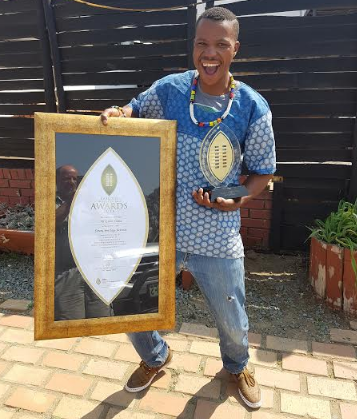 Twin Mosia - Winner Golden Shield Young Heritage Activist 2016